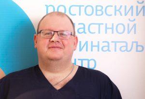 врач-анестезиолог-реаниматолог Голубев В. В.