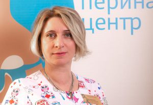 врач-акушер-гинеколог Девдариани И. Н.