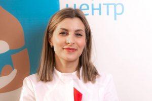 Врач-акушер-гинеколог Иванова Ю. С.
