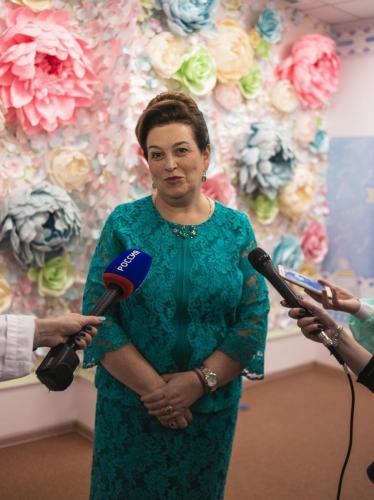 Министр здравоохранения Ростовской области в Перинатальном центре
